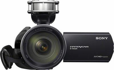 характеристиики видеокамеры